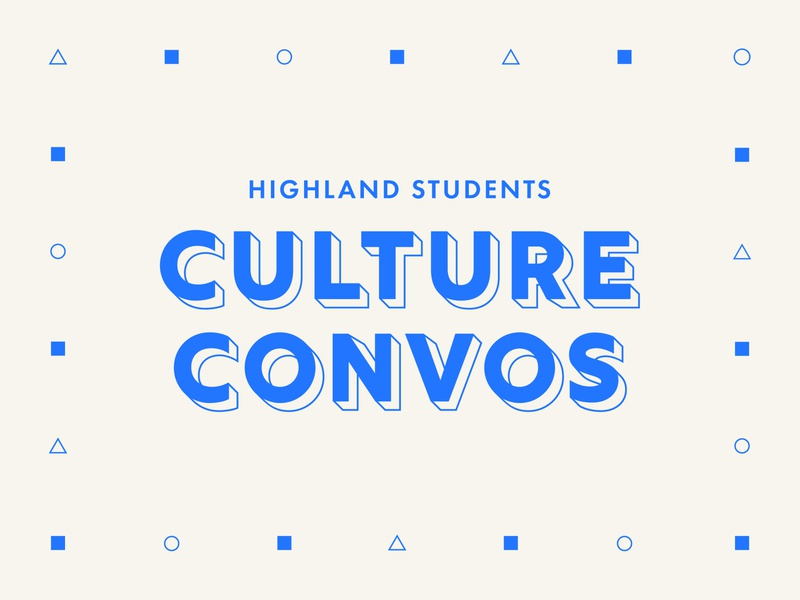 Culture Convos shapes jesus god bible church student youth convo conversation culture