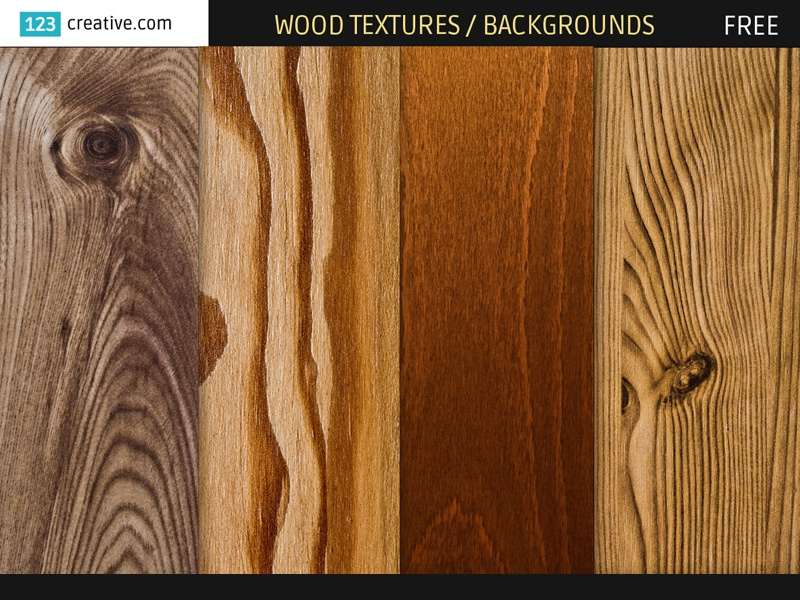 FREE Wood Textures (high resolution) by 123creative on Dribbble