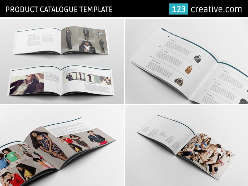 product catalogue template product portfolio template by