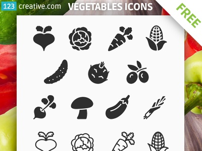Vegetables icons FREE download pdf icons free vegetarian eps icons free svg icons free png icons free free icon set vegetables icon vector free vegetable icons free vegetables icon pack vegetable icon set vegetables icons free download