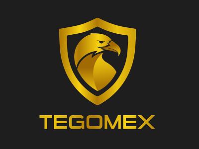 TEGOMEX vector illustration branding and identity logo diseño branding logotipo design