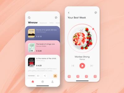 Listen Book App