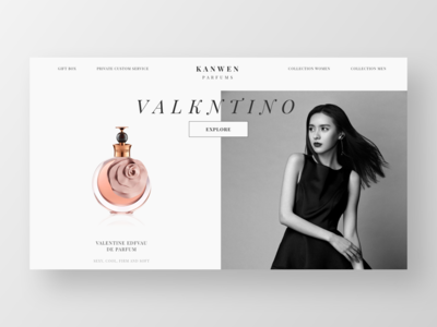 Web design---01-Parfums