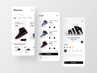Shoes UI