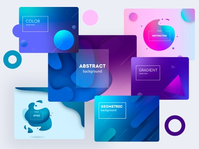 Abstract background with liquid shapes and gradients liquid gradients gradient shapes colorful vector ui web shapes geometry graphic gradient liquid background design
