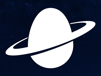 designosource logo designosource space logo universe egg ring