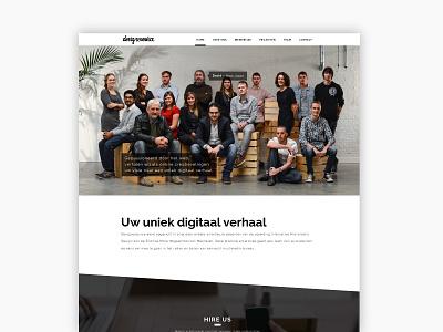 Designo Launch webdesign design brand designosource website wordpress