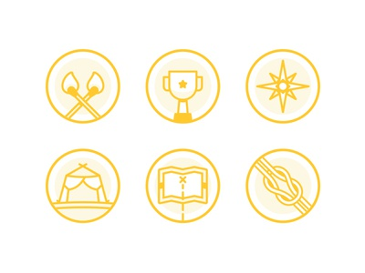 DesignScout Icon Art Direction