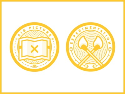 DesignScout Badges - Art Direction