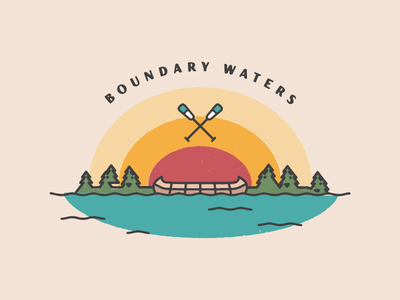 Boundary Waters No. 1