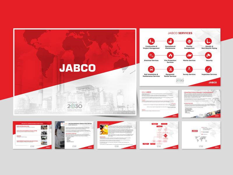 Corporate Brochure branding vector typography logo business design
