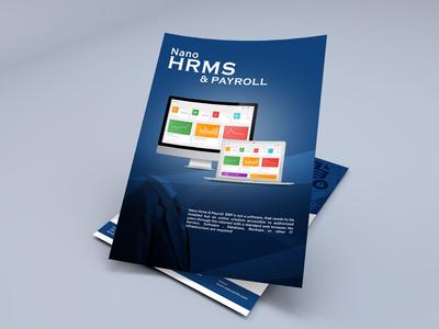 Brochure for Business software dashboard design business vector typography branding