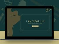 Wewe LIU - Personal Website