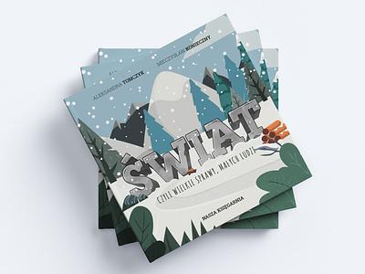 Swiat - Book Cover design & Illustrations kidsillustration book cover book cover design illustration