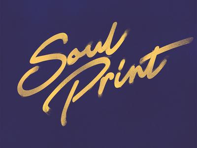 Soul Print Logo