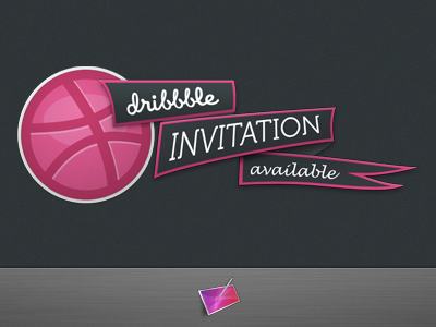Dribbble Invitation invite contest dribbble banner suitetuts 1981