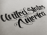 USA (Script Practice)
