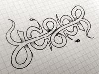 Geiger Ambigram