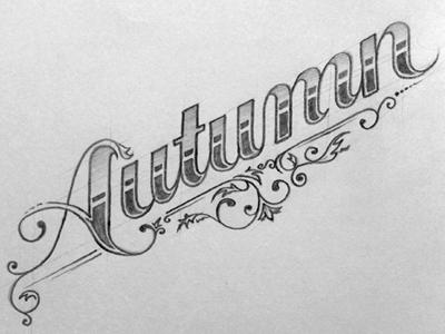 Autumnscript