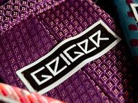 Geiger Neckwear - Label
