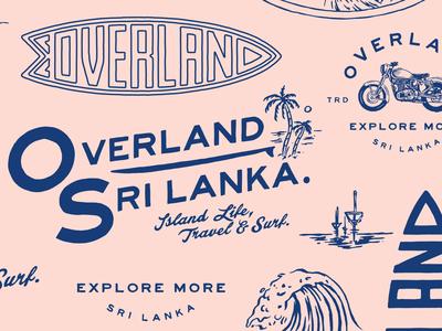 OVERLAND - SRI LANKA