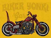 Biker Yonki