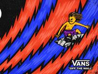 WEIRD WAVES | VANS