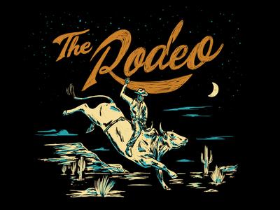 VERY VAQUERO / THE RODEO
