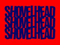 SHOVELHEAD LETTERING