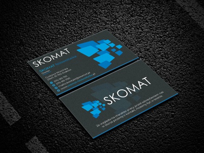 Business Card Design vector design illustration business card design template business card design
