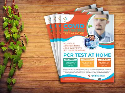 Medical Flyer Design creative-business-card business card design template business card design typography branding flyer 2 illustration graphicdesign flyer design medical flyer design