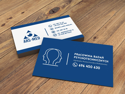 Business Card // ARS-MED