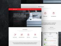 Tatakoto – Web Site Redesign