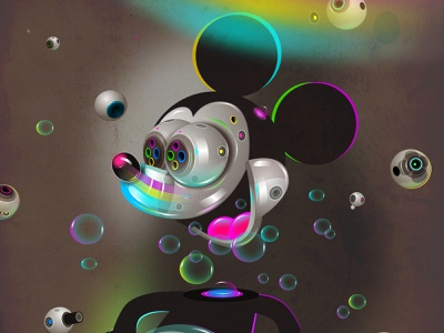 Mickey vector illustration characters affinitydesigner mickeymouse