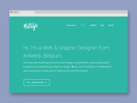 New portfolio online