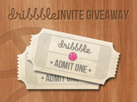 Two invites for grabs!