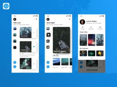SU——A soul sleep app (one)