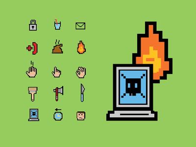 Pixel icons icons pixel
