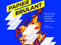 Papier Brulant