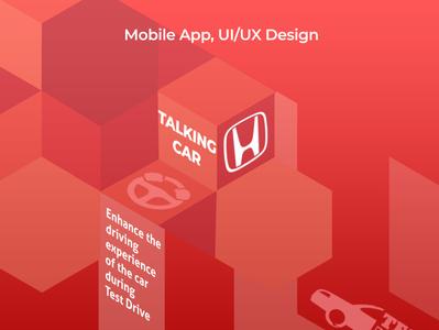 Honda Talking car