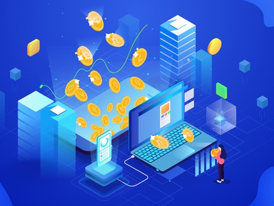 Isometric Financial House