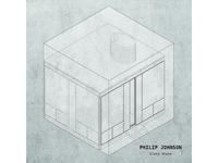 PHILIP JOHNSON - Glass House
