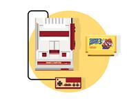 Nes Famicom