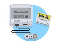 SNES Famicom