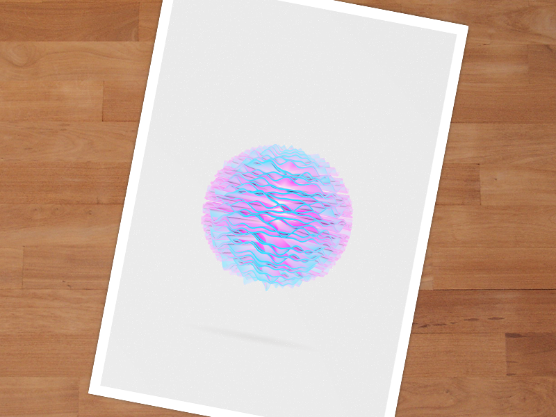 Poster of the week oneweekoneposter one week one poster poster minimalistic 3d sphere