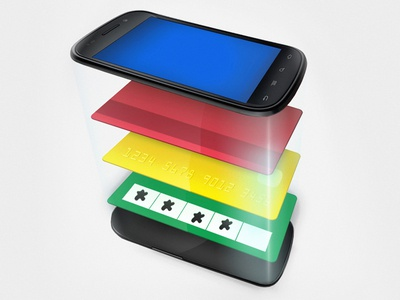 Digital Wallet digital illustration payments