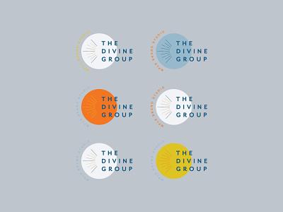 The Divine Group Alternate Logo design branding logo logodesign branding design brand identity brand design