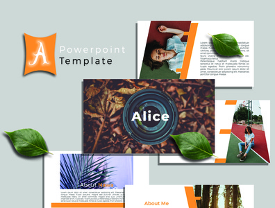 Alice Presentation Template