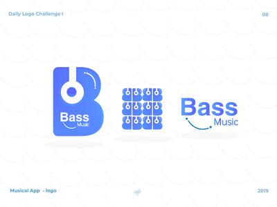 Bass app - LOGO