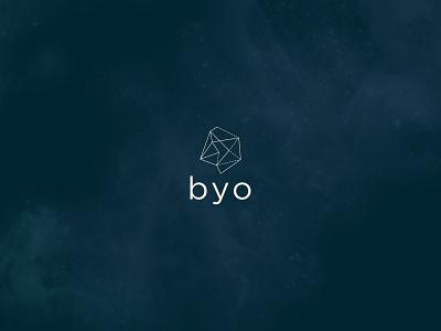 Byo's logo logo branding
